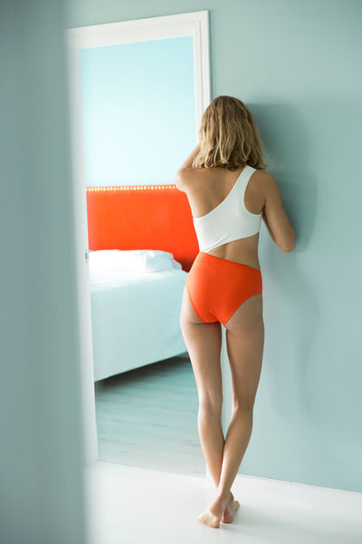 28 | Gamma Swimsuit  | Orange
