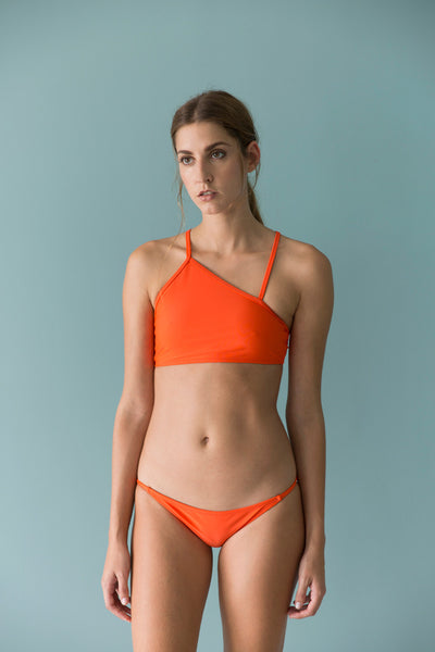 Antenna Bikini Top | Orange