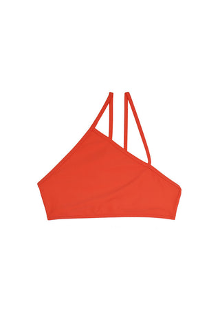 34 | Antenna Bikini Top | Orange