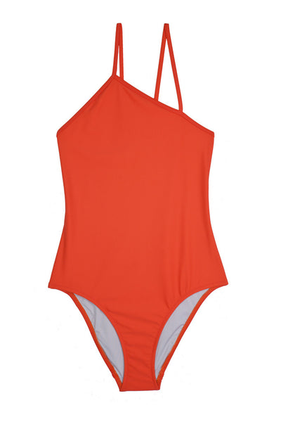 36 | Antenna Swimsuit  | Orange