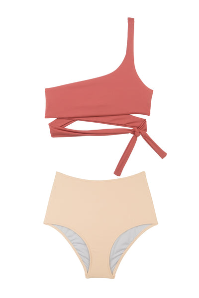 Boomerang Top | Clay