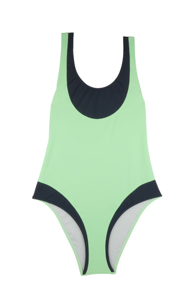 Moon Swimsuit | Granita | Deep