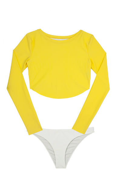 Sun T-Shirt  | Yellow