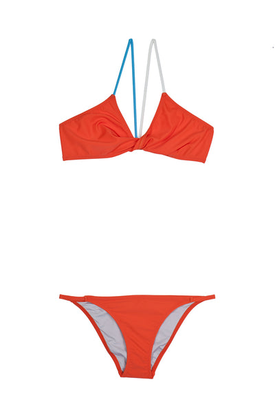 Twister Bikini Bottom  | Orange