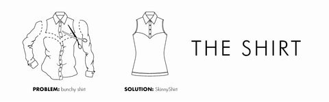 SkinnyShirt The Problem