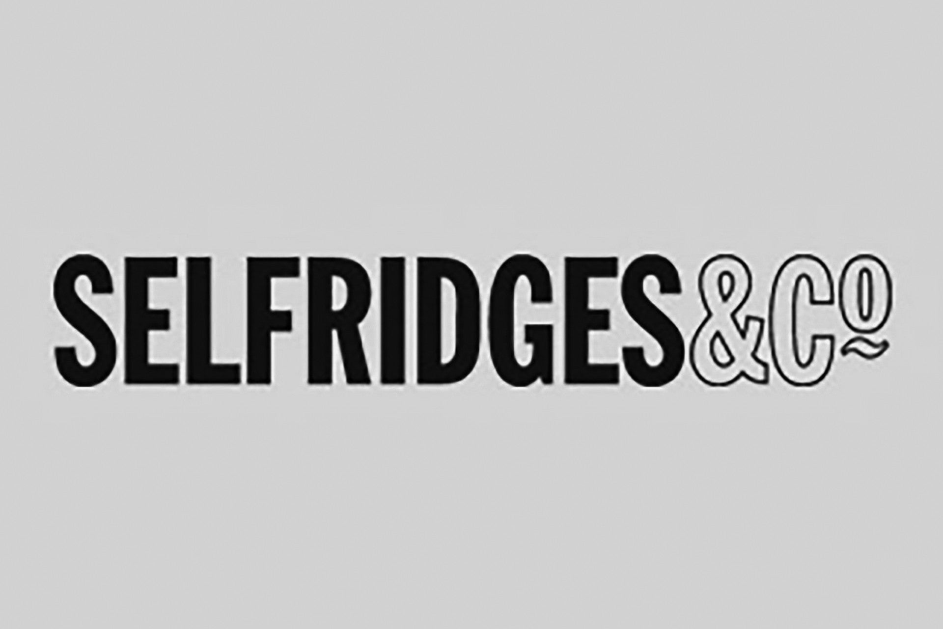 STOCKIST UPDATE: SELFRIDGES