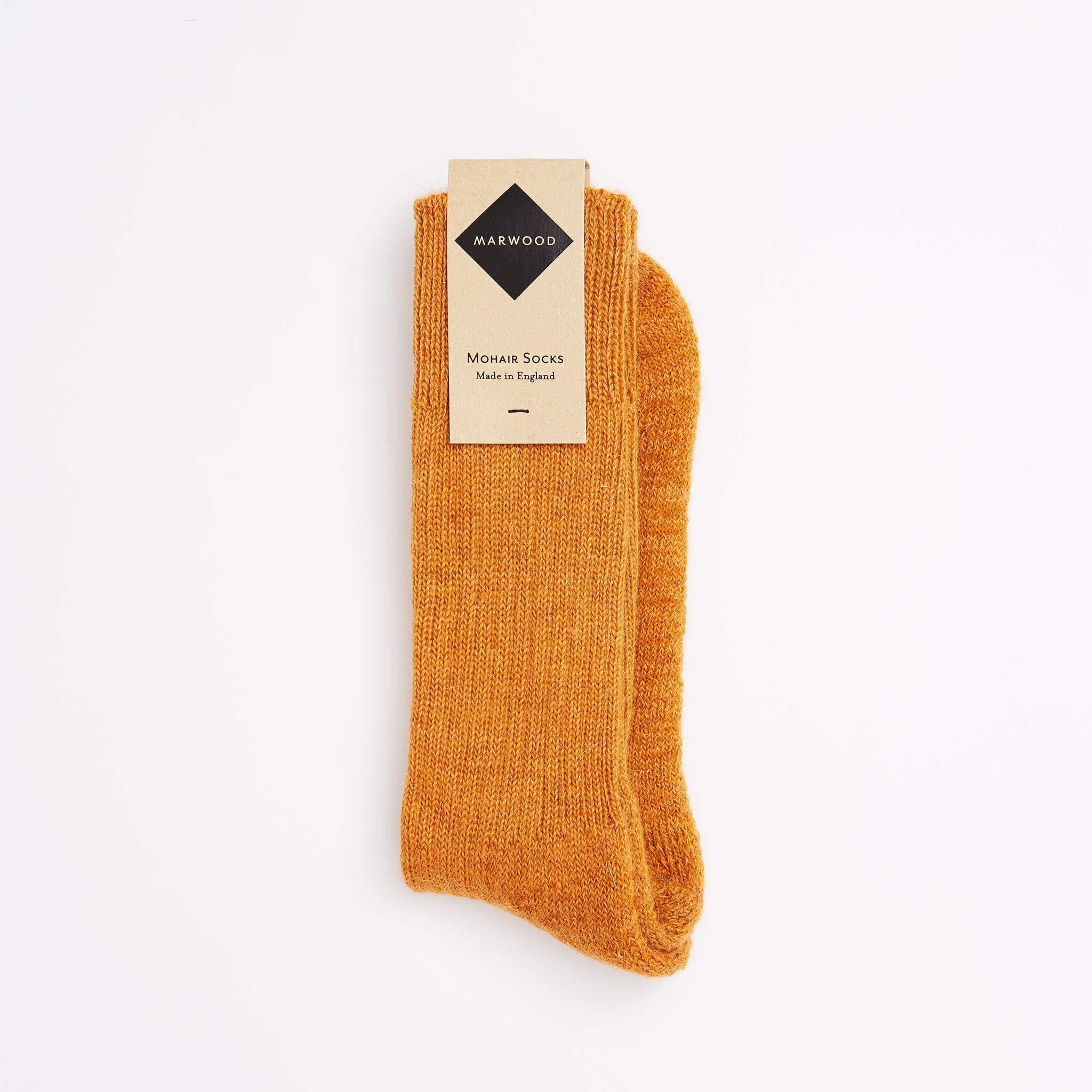 Heavy Knit Mohair Socks