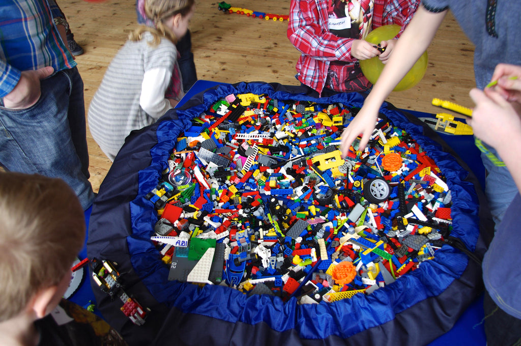 Large Bag Of Lego - 10kg in weight