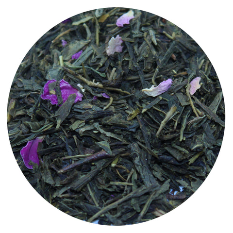 No.01 | Green Tea Blend | Earl Grey