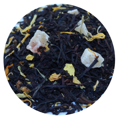 No.02 | Black Tea Blend | Apricot, Peach & Petals