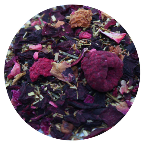 No.27 | Rooibos Blend | Raspberry & Hibiscus