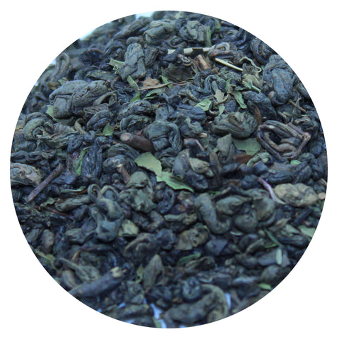 No.48 | Green Tea Blend | Moroccan Mint Gunpowder