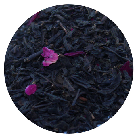 No.60 | Black Tea Blend | Rose Petals