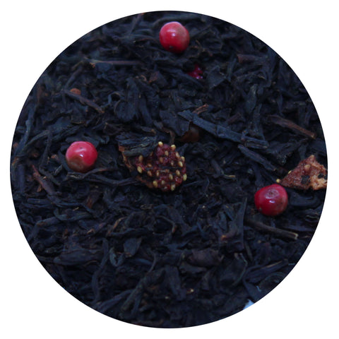 No.67 | Black Tea Blend | Peppercorns & Strawberry