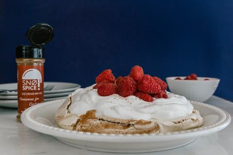How to Make a Pavlova (Cinnamon Spice Recipe)