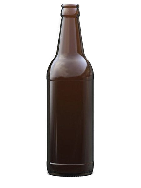 500ml Belgian Style Glass Bottle