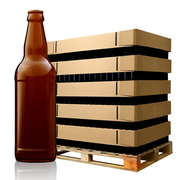 500ml Standard Beer Bottle - 1320 units