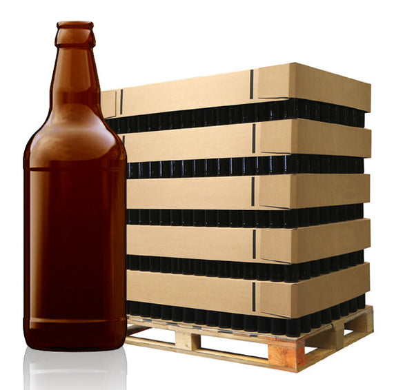 500ml Real Ale Bottle - Wholesale