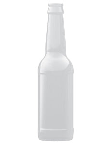 330ml Clear Glass Bottle