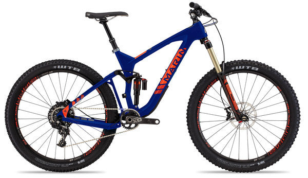 Bikemag review of Marin´s Attack Trail 9