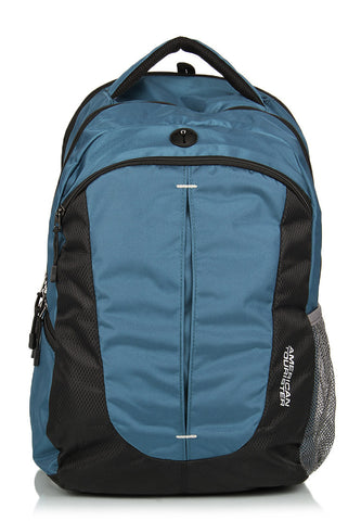 Tourister Blue College Backpack