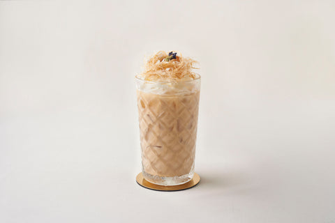 Ice Busaba Latte
