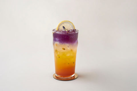 Passion Fruit Soda