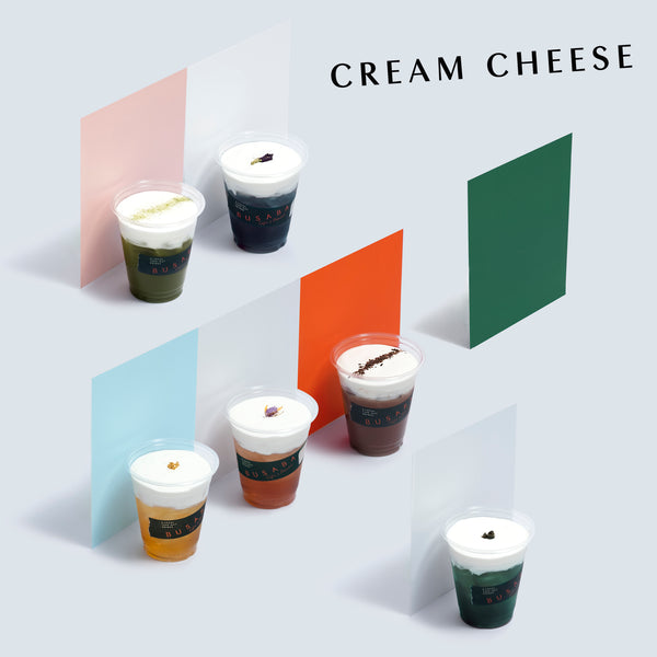 Cream Cheese Drinks
