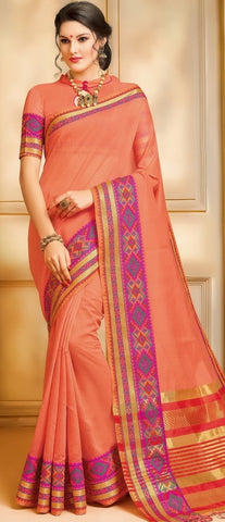 11A. A-Cotton saree BHB 89927