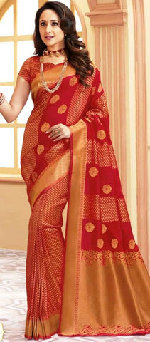 11A. A-SOFT SILK SAREE RSY 207
