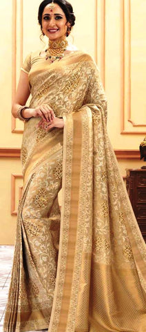 11A. A-SOFT SILK SAREE RSY 209