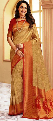 11A. A-SOFT SILK SAREE RSY 212