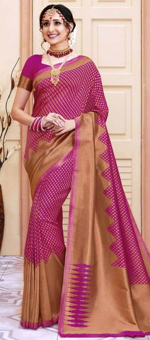 11A. A-SOFT SILK SAREE RSY 214