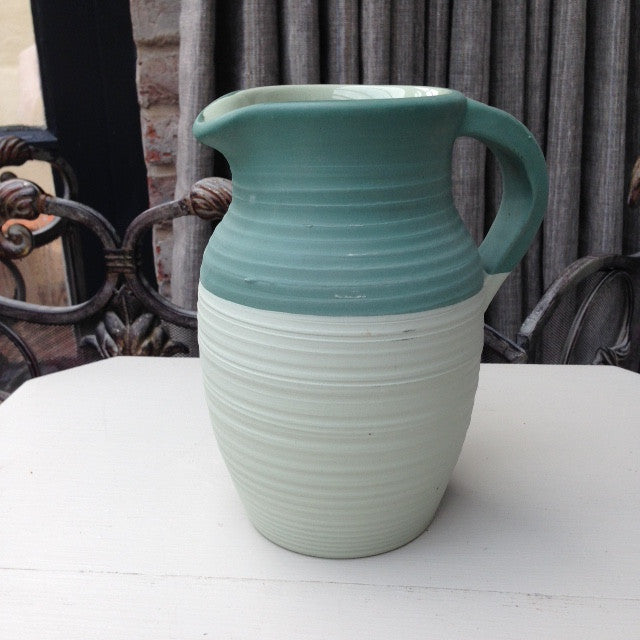 Dudson Hanley - Stoneware Jug c1952 Perfect for  Fresh Flowers / Silk Flowers.
