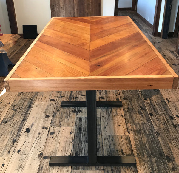 Chevron Table Top Kit