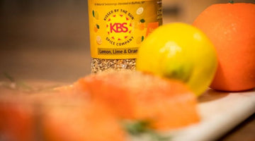 Honey Ginger Citrus Fish Marinade | Kissed by the Sun Spices