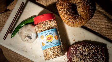 50 Ways To Use Kissed By The Sun Everything Bagel Seasoning