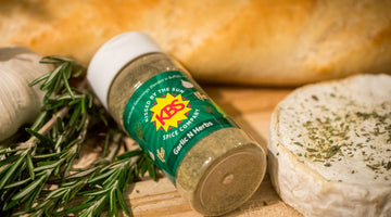 Garlic 'N' Herbs Camembert Cheese | Kissed by the Sun Spices