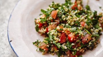 How To Make The Perfect Tabouli Salad