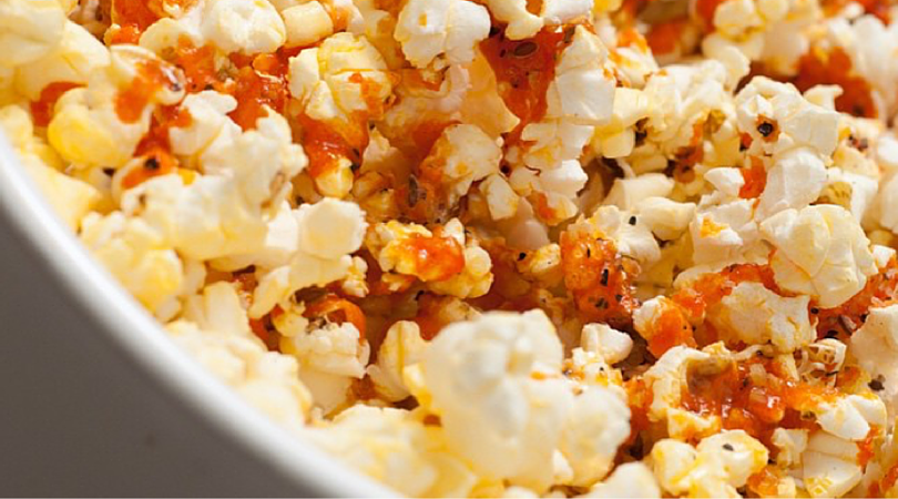 low sodium popcorn recipe organic spice topping