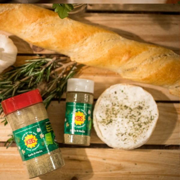 Garlic 'N' Herbs Camembert Cheese Recipe