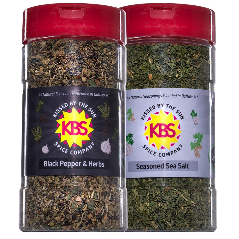 KBS Low Sodium Salt n Pepper