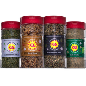 Grill Seasoning Gift Set
