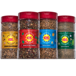 Salt Free Seasoning Spice Set