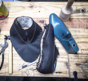 What is a last? What does it have to do with shoemaking?