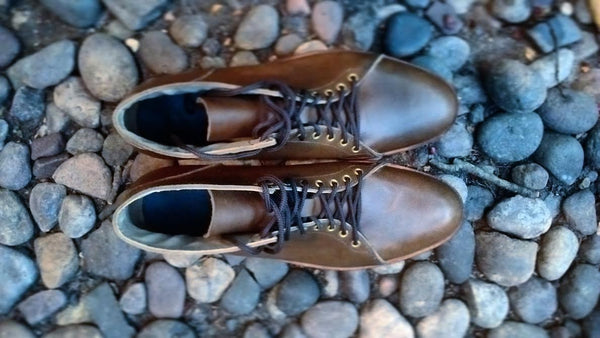 Asher Boot Light Brown