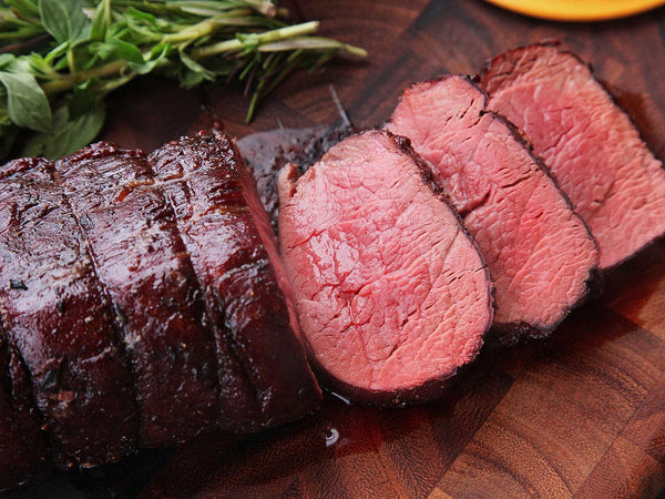 Slow roasted Beef Tenderloin