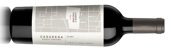 Casarena Malbec Laurent Vineyard 2012