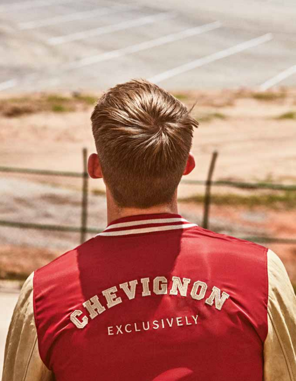 New to Born for Spring'18 - Chevignon