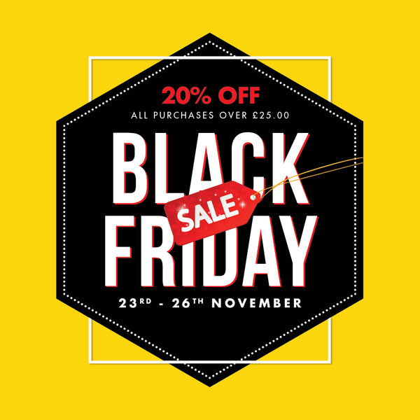 Black Friday Sale Weekend 2018 Coming Soon.. Instore & Online